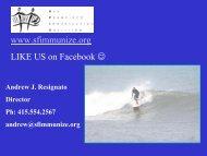 Andrew Resignato, SFIC - California Immunization Coalition