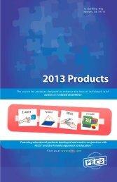 2013 Products - PECS-USA.com!