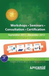 Workshops • Seminars • Consultation • Certification - PECS-USA.com!