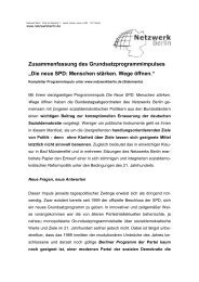 Kurzfassung des Programmbeitrags downloaden - Netzwerk Berlin