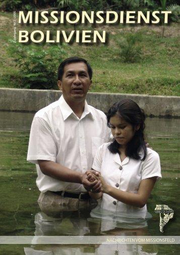 MISSIONSDIENST BOLIVIEN - DWG Radio