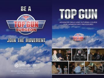 Download the Top Gun Program Brochure - Advanced Laparoscopic ...