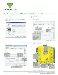 5 EASY STEPS TO A WORKING SYSTEM 1 2