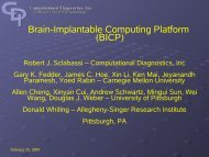 Brain-Implantable Computing Platform (BICP)