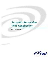 Accounts Receivable / TRM Supplement / 6.0