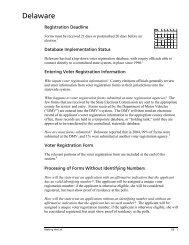 2003 NVRA Application Form