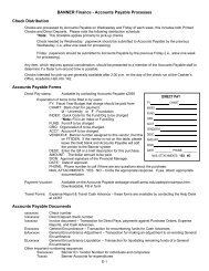 Accounts Payable Manual