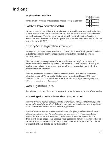 State of Utah Mail-in Voter Registration Form - Election Defense ...
