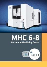 SCHEDA MHC 6-8.indd - Idra Group