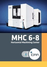 MHC8 Series (.pdf - 1.79 MB) - Idra Group