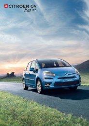 Nehmen Sie das Licht mit auf die Reise – im Citroën C4 Picasso.