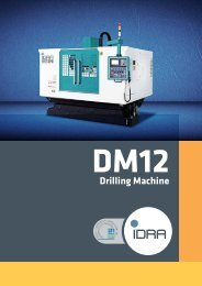 DM 12 Series (.pdf - 1.79 MB) - Idra Group