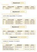 Programme des COURS OUVERTS 2015 - Page 7