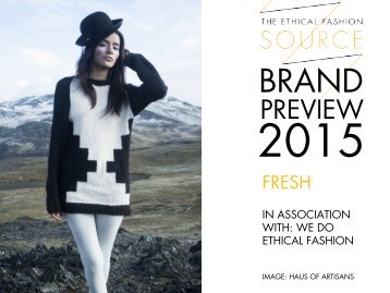 Brand Preview 2015 Fresh