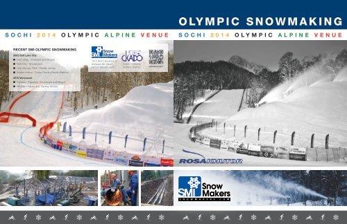 Sochi 2014 Olympic Venue