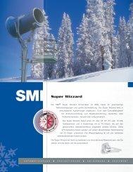 Super Wizzard - Snow Machines, Inc.