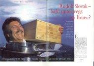 PDF Rudi Slovak Interview - bei Tafelspitz Catering und Partyservice