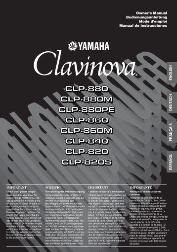 998KB - Yamaha