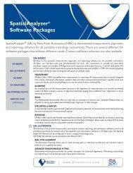 SA Software Packages Fact Sheet.pdf - New River Kinematics