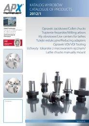 Katalog wyrobów APX w wersji pdf.