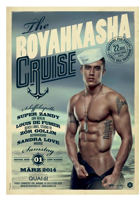 Cruiser Februar 2014
