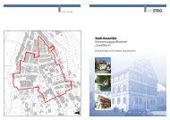 "Stadt Rosenfeld Erneuerungsmaßnahme ""Stadtkern"""