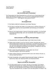 Dokument ansehen/herunterladen - Rosenfeld
