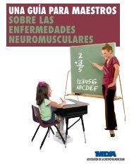 Una Guia Para Maestros Sobre Las Enfermedades ... - MDA
