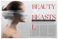 BEAUTY & The BEASTS - A Tale of Cosmetic Treatment Cons 12 ...