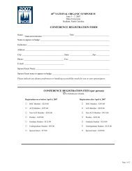 Patient Registration Form - Duke Raleigh Hospital