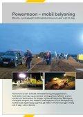 ny LeD blinklykt med både natt- og dagblink ny LeD-lampe - Page 2