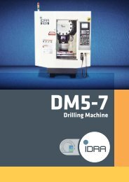 DM 57 Series (.pdf - 1.79 MB) - Idra Group