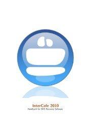 Handbuch für DKS Recovery Software - InterCafe