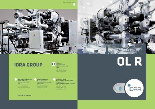 Serie OLR ll (.pdf - 344.81 KB) - Idra Group