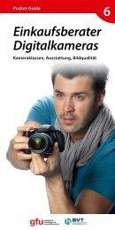 Einkaufsberater Digitalkameras 6 - Photoindustrie-Verband eV