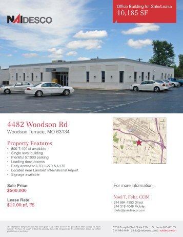 4482 Woodson Rd - NAI DESCO