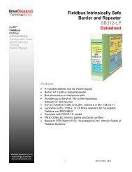 SB312-LP Datasheet - smarresearch