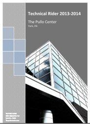 View The Pullo Center Rider