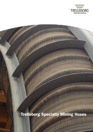 Specialty Mining Hose - Trelleborg.com.au