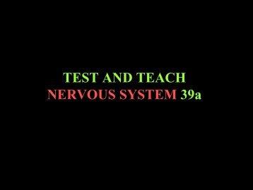 TEST AND TEACH 39a - RCPA