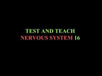 test and teach 16 - RCPA