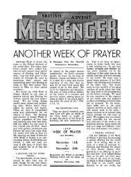 ANOTHER WE - Adventisthistory.org.uk