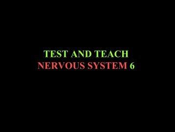 test and teach 6 - RCPA