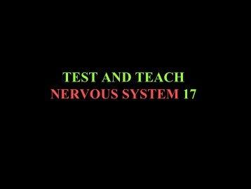 test and teach 17 - RCPA