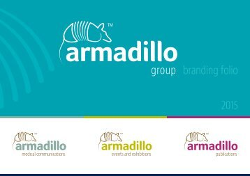 Armadillo Group Folio 2015