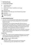 Bedienungsanleitung (deutsch) - Seite 4