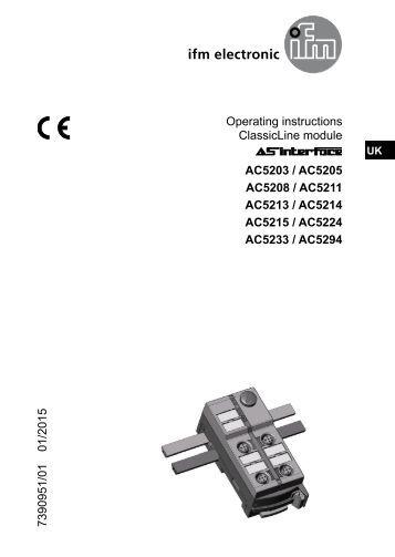 Operating Instructions Electronic Levelling Module (ELM