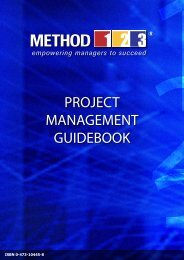 2PROJECT MANAGEMENT GUIDEBOOK 3 - dEIC