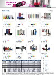 USB Sticks -  GF Werbemittel