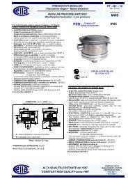 MWB IP65 - Ettore Cella SPA